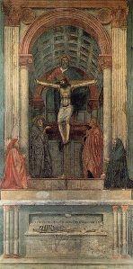 Masaccio-Trinity