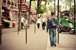 Want a creative idea? Go take a walk!