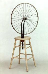 Creativity and the Avant-Garde: Was Duchamp's first readymade creative?