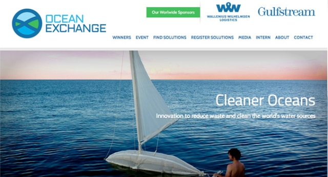 The Ocean Exchange, A Great Event For Novel Solutions To Improve Our Environment