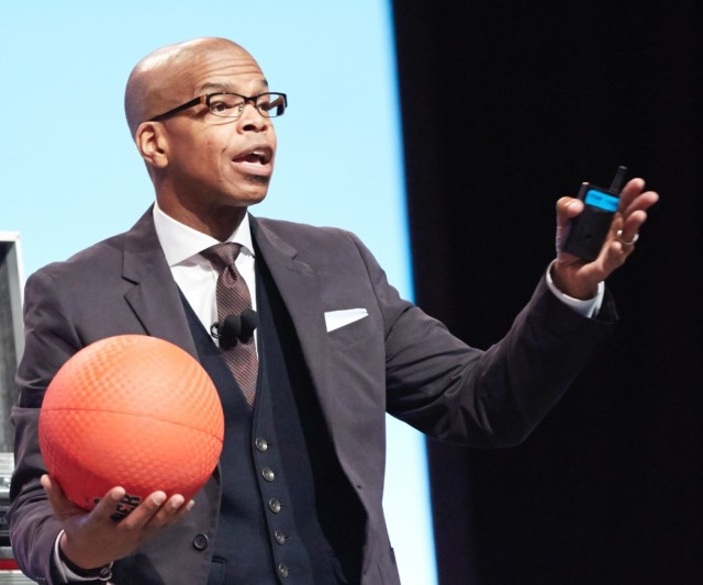 Four insights from Kevin Carroll lecture